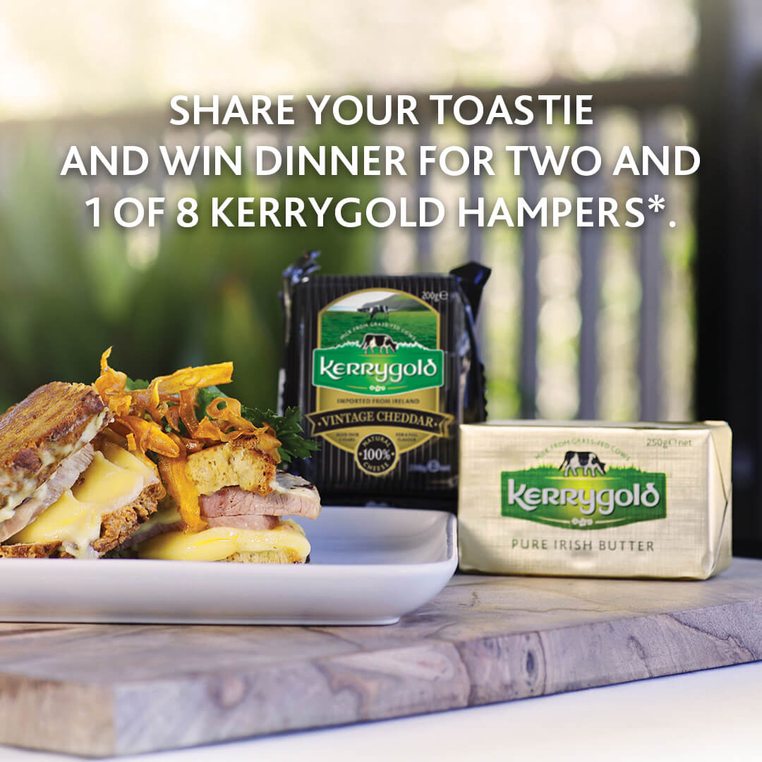 Kerrygold Instagram competition image