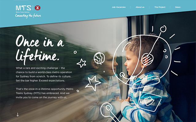 Gho Sydney Case Study - Metro Trains Sydney Design